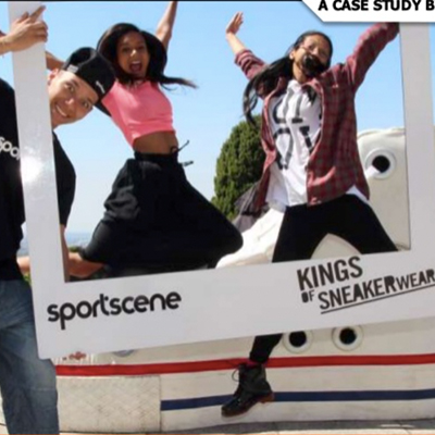 Sportscene – Kings of SneakerWear
